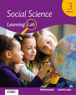 LEARNING LAB SOCIAL SCIENCE 3 PRIMARIA