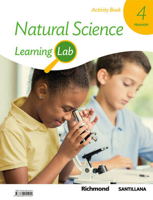 LEARNING LAB NATURAL SCIENCE ACTIVITY BOOK 4 PRIMARY