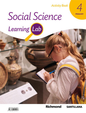 LEARNING LAB SOCIAL SCIENCE ACTIVITY BOOK 4 PRIMARY