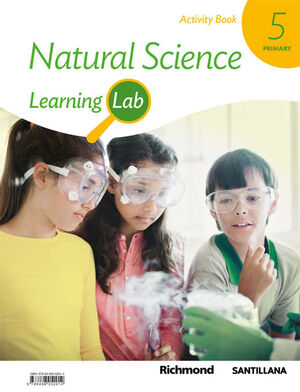 LEARNING LAB NATURAL SCIENCE ACTIVITY BOOK 5 PRIMARY