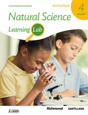 LEARNING LAB NAT SCIEN ACTIVITY 4PRM MADRID