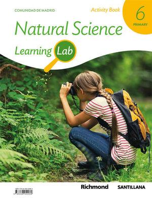LEARNING LAB NAT SCIEN ACTIVITY 6PRM MADRID