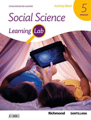 LEARNING LAB SOC SCIEN ACTIVITY 5PRM MADRID