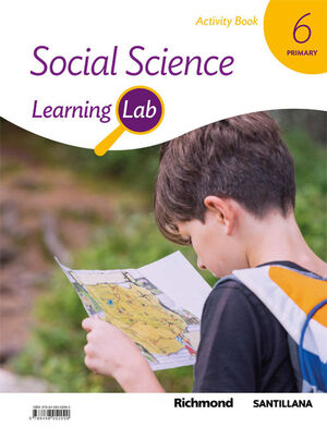 LEARNING LAB SOCIAL SCIENCE ACTIVITY BOOK 6 PRIMARY