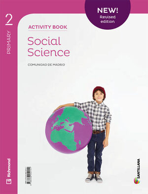 NEW SOCIAL SCIENCE MADRID 2 PRIMARY ACTIVITY BOOK