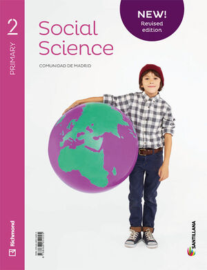 NEW SOCIAL SCIENCE MADRID 2 PRIMARY STUDENT'S BOOK