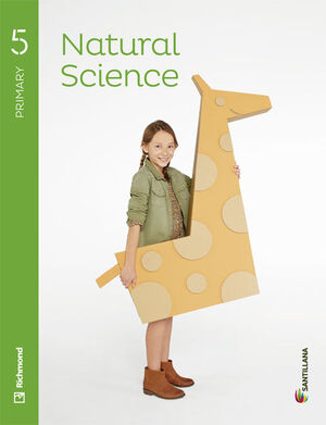 NATURAL SCIENCE 5 PRIMARY STUDENT'S BOOK + AUDIO