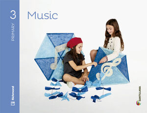 MUSIC 3 PRIMARY STUDENT'S BOOK + CD