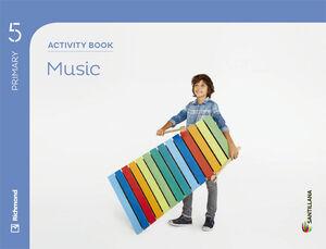 MUSIC 5 PRIMARY ACTIVITY BOOK