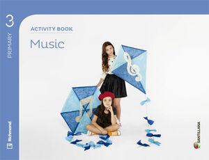 MUSIC 3 PRIMARY ACTIVITY BOOK