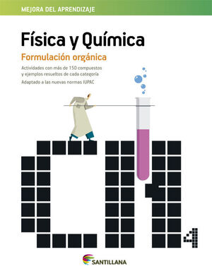 FISICA Y QUIMICA FORMULACION ORGANICA