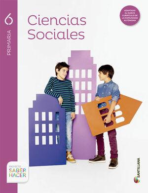 CIENCIAS SOCIALES MEC 6 PRIMARIA