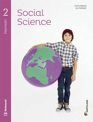 SOCIAL SCIENCE 2 PRIMARY STUDENT'S BOOK