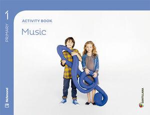 MUSIC 1 PRIMARY ACTIVITY BOOK