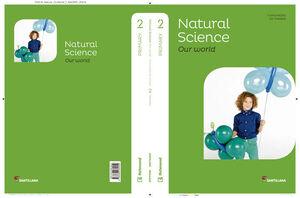 2PRI NATURAL & SOCIAL ''OUR WORLD'' STD'S PACK