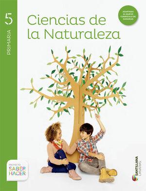 CIENCIAS NATURALES 5 PRIMARIA SANTILLANA CANARIAS