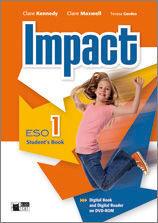 IMPACT 1 STUDENT'S BOOK+DVD-ROM