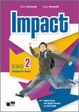 IMPACT 2 STUDENT'S BOOK+DVD-ROM