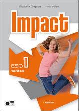 IMPACT 1 WORKBOOK (CASTELLANO)+CD AUDIO
