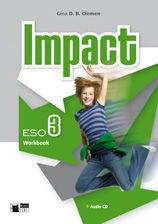 IMPACT 3 WORKBOOK (CASTELLANO)+CD AUDIO