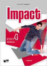 IMPACT 4 WORKBOOK (CASTELLANO)+CD AUDIO
