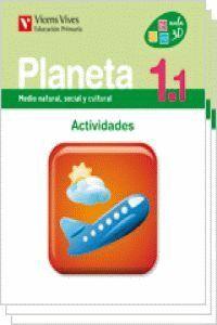 PLANETA 1 ACTIVIDADES (1.1-1.2-1.3)