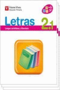 LETRAS 2 (2.1-2.2-2.3)