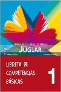 NUEVO JUGLAR 1 LIBRETA COMPETENCIAS BASICAS