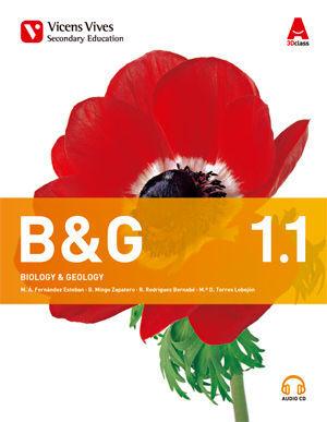 B&G 1 TRIM+ 3CD'S (BIOLOGY & GEOLOGY) 3D CLASS