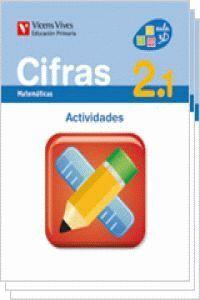 CIFRAS 2 ACTIVIDADES (2.1-2.2-2.3)