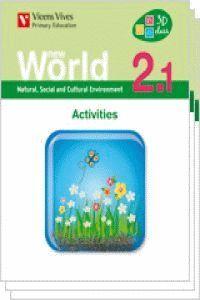NEW WORLD 2 ACTIVITIES (2.1-2.2-2.3)