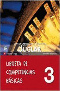 NUEVO JUGLAR 3 LIBRETA COMPETENCIAS BASICAS