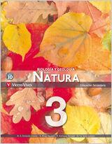 NUEVO NATURA 3+ ANDALUCIA SEP (ED. 2011)
