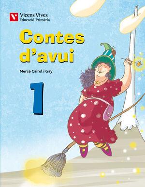 CONTES D'AVUI 1 (BALEARS)