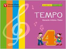 TEMPO 4+CD