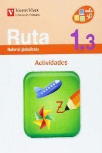 RUTA 1.3 ACTIVIDADES