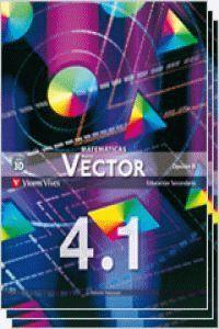 NUEVO VECTOR 4 OP. B TRIMESTRALIZADO (4.1-4.2-4.3)