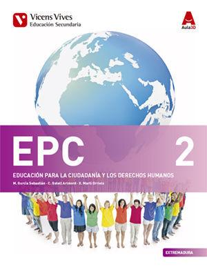 EPC EXT (2¼ EDUCACION CIUDADANIA Y DERECHOS..)