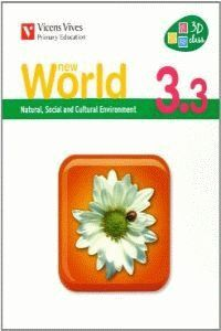 NEW WORLD 3 (3.1-3.2-3.3)+ 3 CD'S
