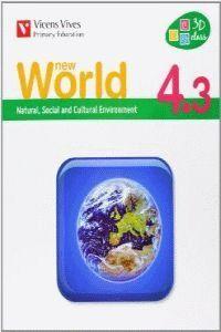 NEW WORLD 4 (4.1-4.2-4.3)+ 3 CD'S