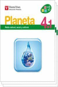 PLANETA 4 CASTILLA Y LEON (4.1-4.2-4.3)