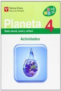 PLANETA 4 ACTIVIDADES