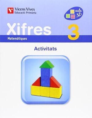 XIFRES 3 ACTIVITATS