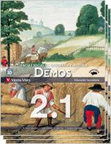 NUEVO DEMOS 2 ANDALUCIA (2.1-2.2-2.3) TRIM