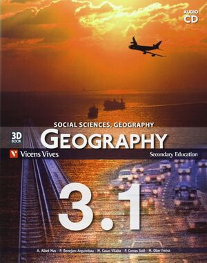 GEOGRAPHY 3 (3.1-3.2-3.3)+CD