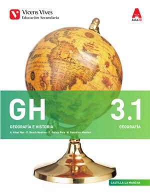 GH 3 CASTILLA-LA MANCHA SEPARATA GEOGRAFIA