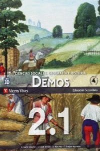 NUEVO DEMOS 2 MADRID (2.1-2.2-2.3) TRIM