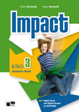 IMPACT 3 STUDENT'S BOOK+DVD-ROM AND