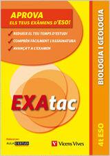 EXATAC 4 BIOLOGIA I GEOLOGIA