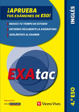 EXATAC, INGLES 4 ESO. VICENS.